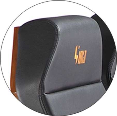 HONGJI high-end black theater chairs factory for student-2