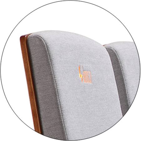 HONGJI high-end two seat theater seating manufacturer for office furniture-2