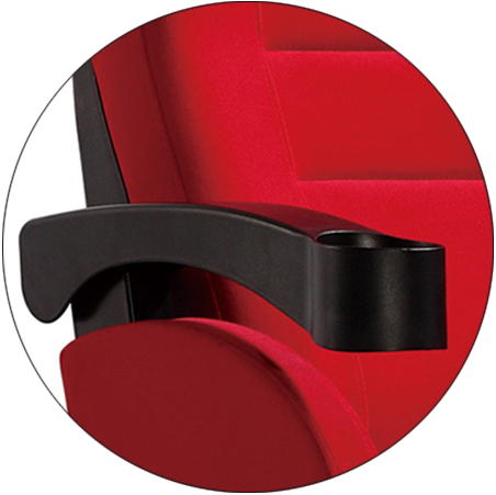elegant home cinema seating hj9962 factory for cinema-3