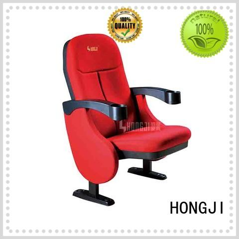 HONGJI elegant home theater seating 4 seater directly factory price for sale