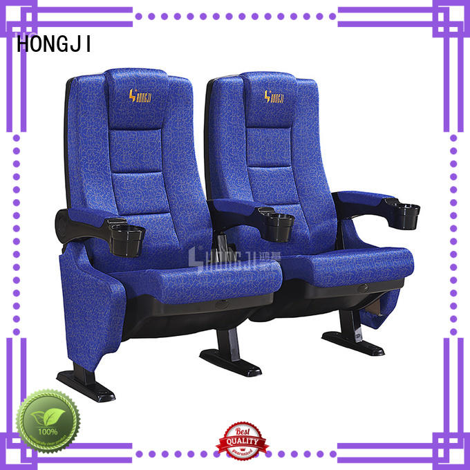 HONGJI exquisite home cinema chairs factory for importer