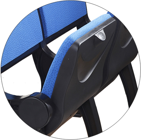 HONGJI ergonomic elementary school chairs factory for high school-2