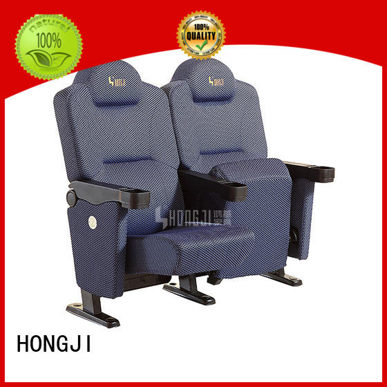 High quality cinema chairs and theater chairs exported to Japan and India HJ9922