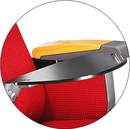 HONGJI stackable auditorium seating manufacturer for university classroom-3