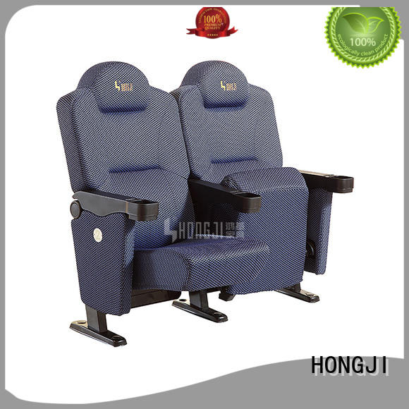 HONGJI hj9911b cinema chairs competitive price for theater