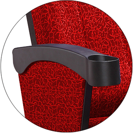HONGJI fashionable home cinema chairs factory for theater-3