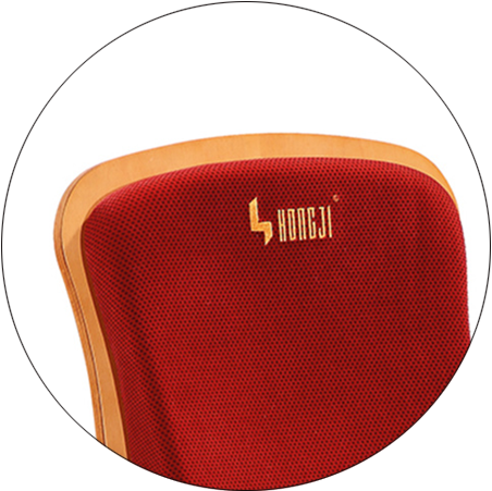 HONGJI excellent 2 seat theater chairs supplier for student-2