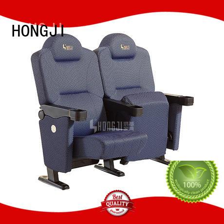HONGJI elegant theater seating factory for importer