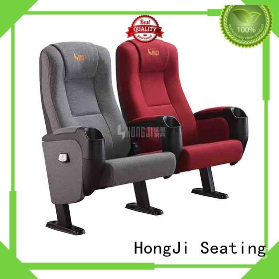 HONGJI hj16c cinema seats directly factory price for importer