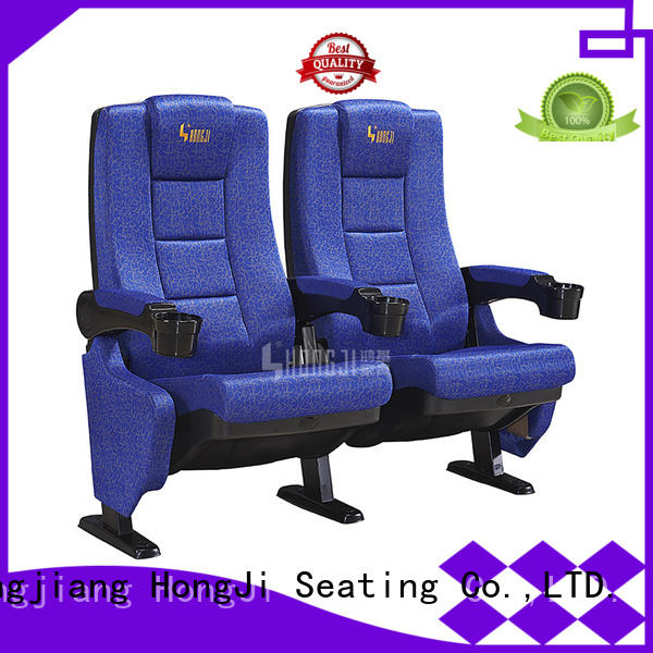 HONGJI chairs 3 seat theater recliner iwhich theater