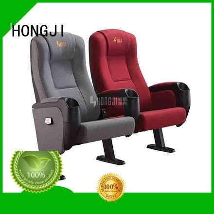 HONGJI fashionable home theater furniture competitive price for theater
