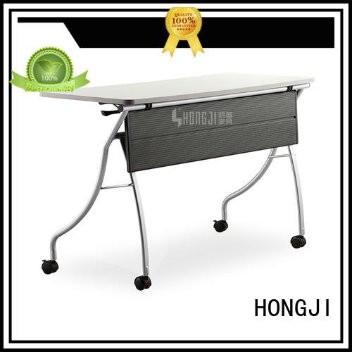 HONGJI super quality white office desk exporter for classroom
