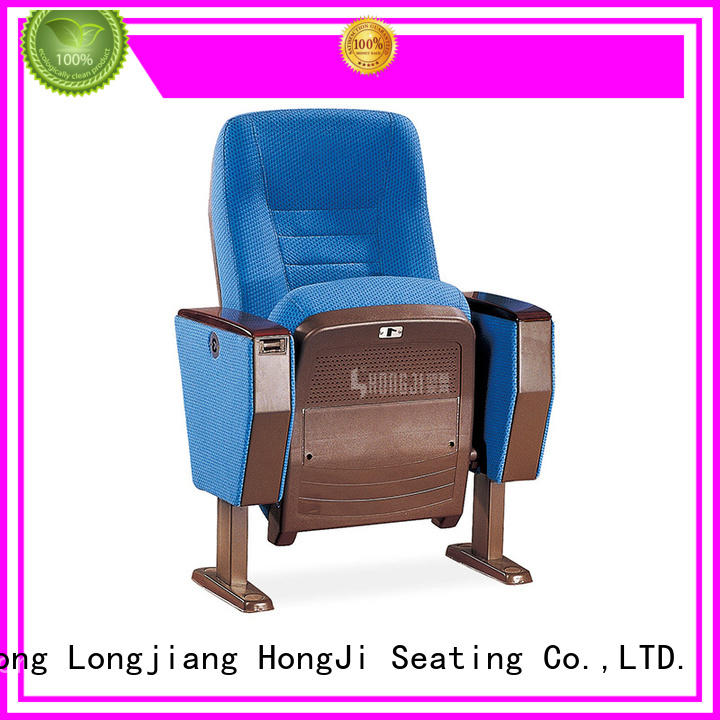 various lecture hall furniture with classroom HONGJI