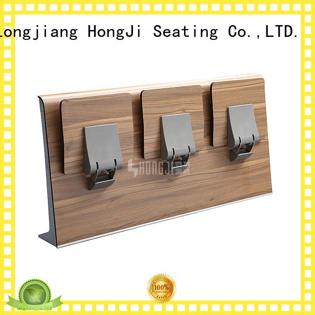 HONGJI ISO9001 certified student chair for university