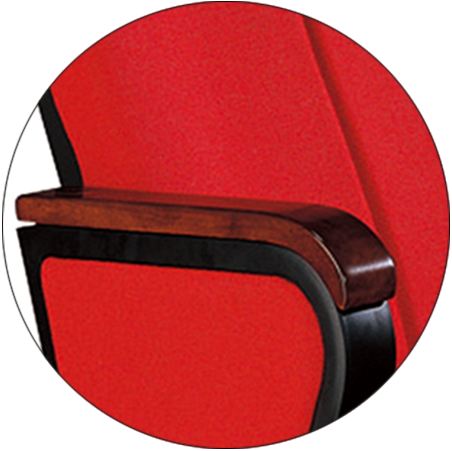Cheap Auditorium hall chair for sale HJ06B-3
