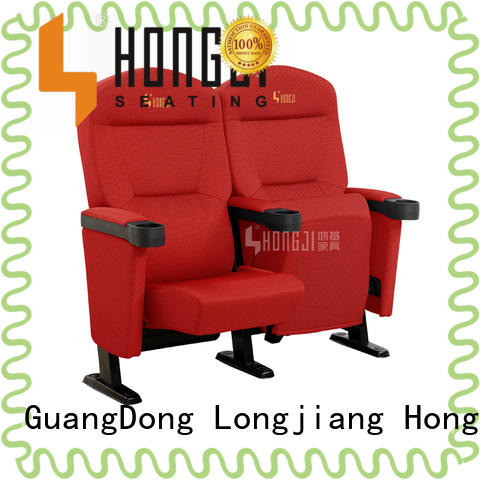 exquisite cinema chairs hj16f factory for importer
